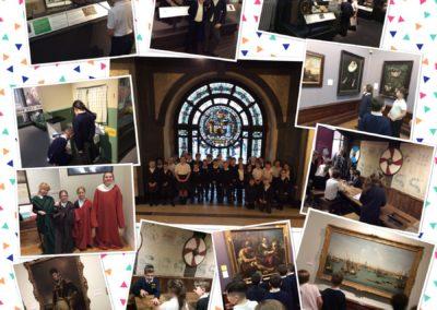 Year 4 Spring 1 2019 Birmingham Museum Trip d